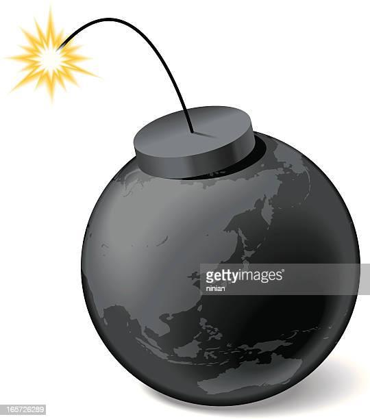 世界サケボム-アジア