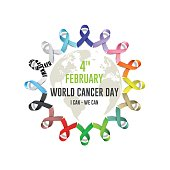 world cancer day in February 4 .