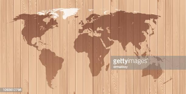 ilustraciones, imágenes clip art, dibujos animados e iconos de stock de mapa de países del mundo - colombia
