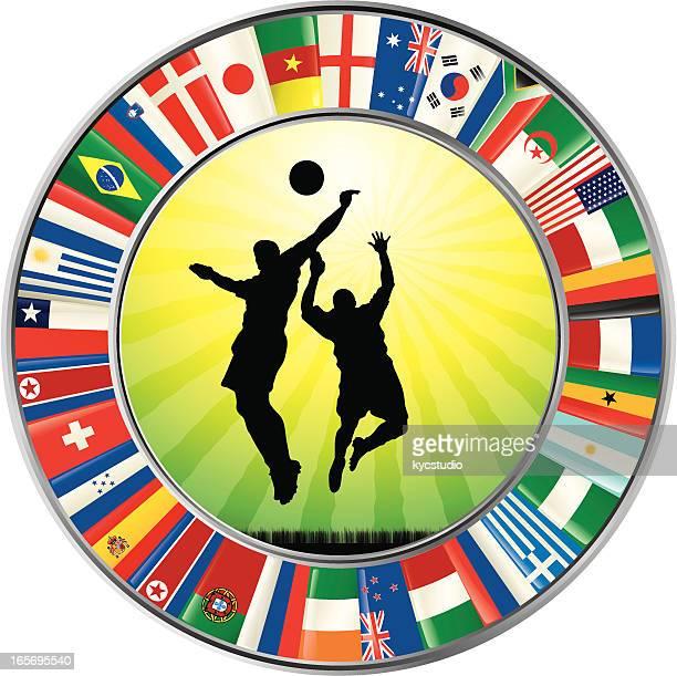 Welt-Pokal-Wappen