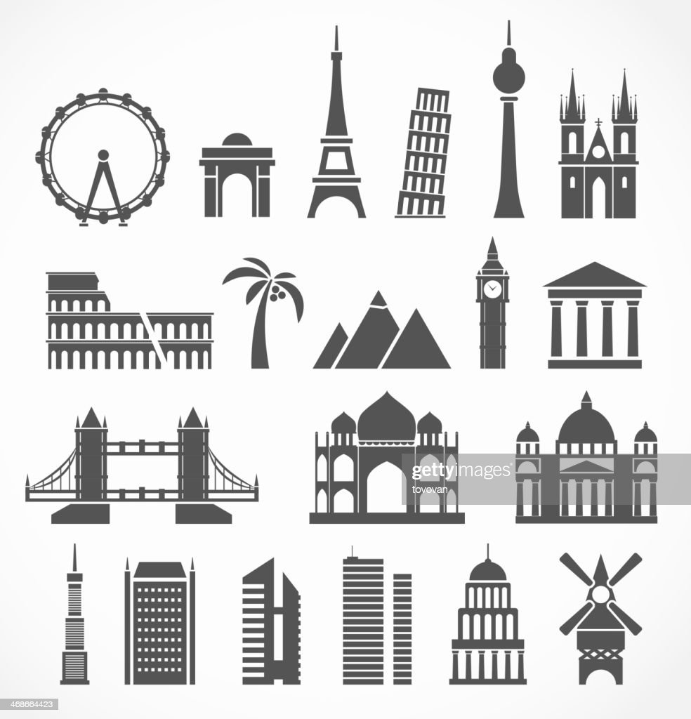 World famous signts