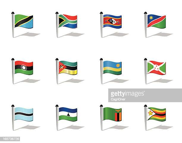 World Flags: South Africa