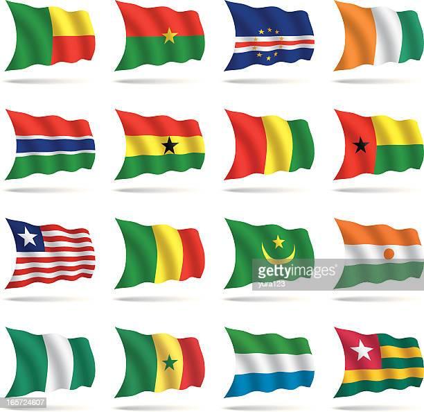 ilustrações, clipart, desenhos animados e ícones de mundial bandeiras rapaz - libéria