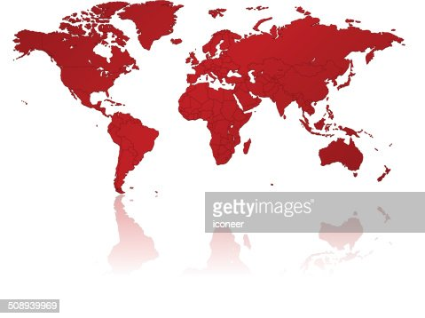 World map black with countries vector art getty images keywords gumiabroncs Images
