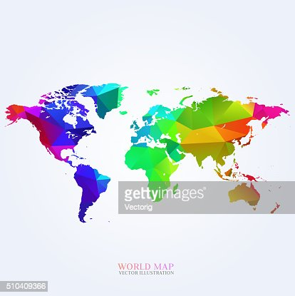 Hight detailed divided and labeled world map vector art getty images keywords gumiabroncs