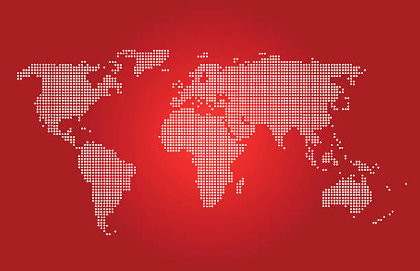 Free earth red images pictures and royalty free stock photos world map vector red color map vector gumiabroncs Images