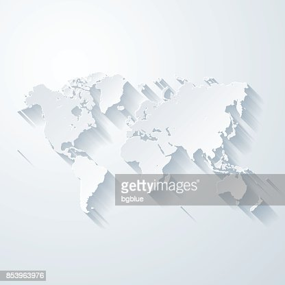 Vector abstract world map vector art getty images keywords publicscrutiny Image collections