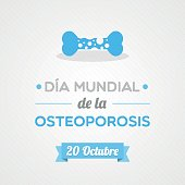World Osteoporosis Day in Spanish