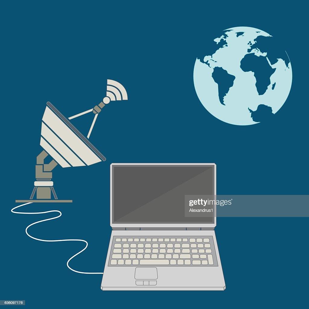 World satellite TV
