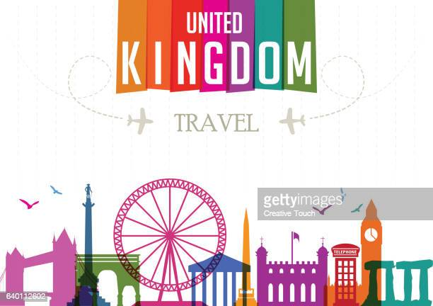 World Travel and Famous Locations - United Kingdom