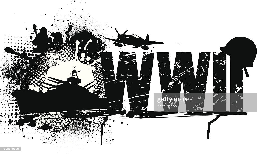 World War Two Graphic