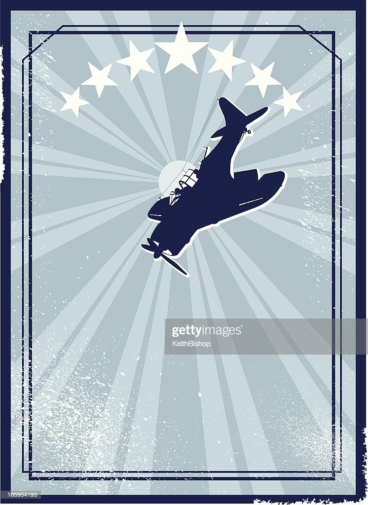 World War Two - US Air Force Background