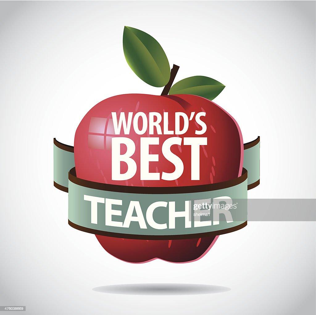 World's Best Teacher icon