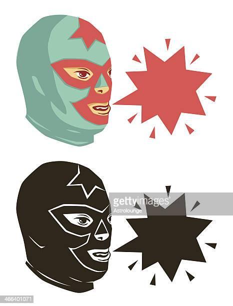 Wrestler Heads