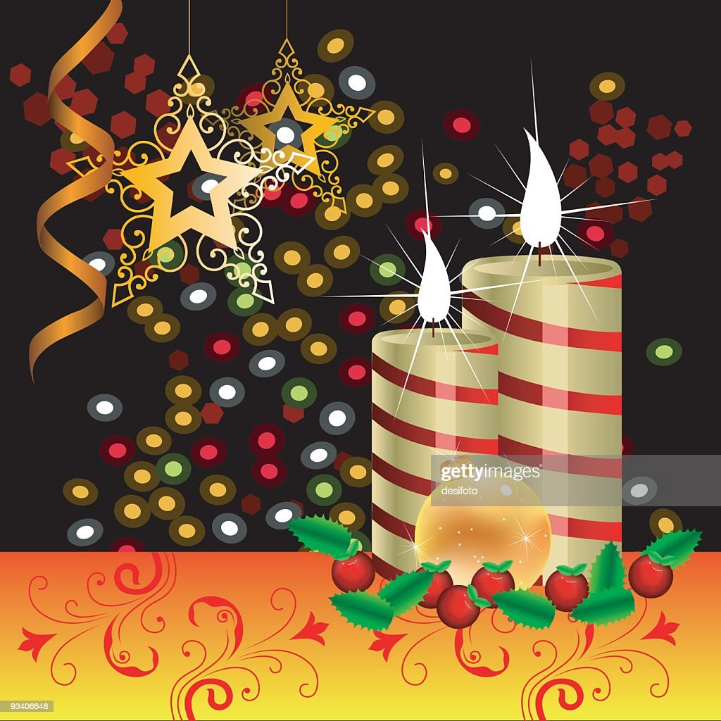 Xmas Greetings Vector Art | Getty Images