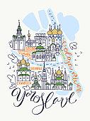 Yaroslavl Doddle Map