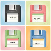 Ye Olde Floppy Disc Collection