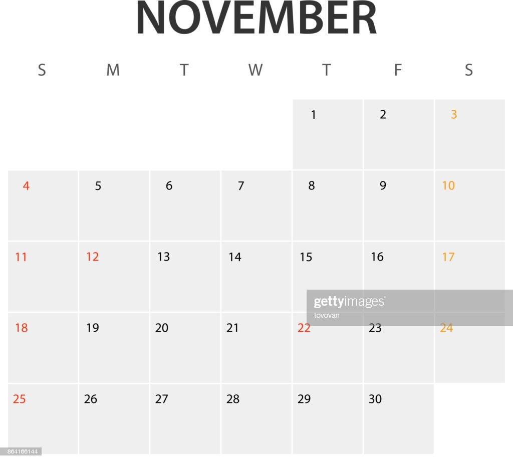 Ziemlich Jedes Jahr Kalendervorlage Zeitgenössisch - Entry Level ...