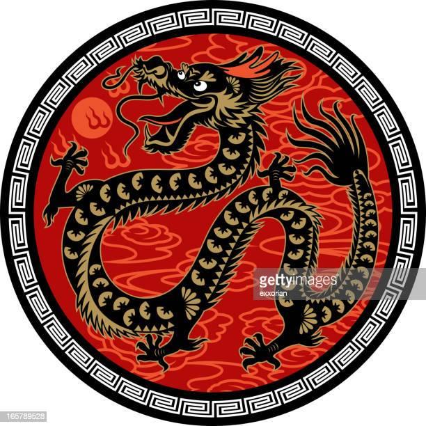Año del dragón símbolo