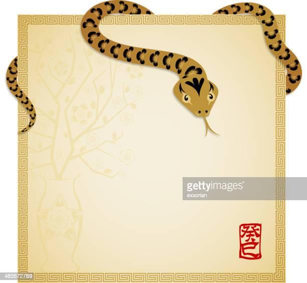 Illustrations et dessins anim s de vip re getty images - Dessin de vipere ...