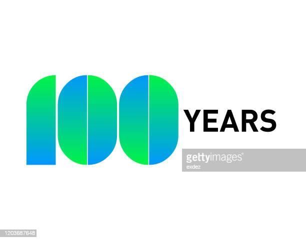 100周年記念 - 数字の100点のイラスト素材/クリップアート素材/マンガ素材/アイコン素材