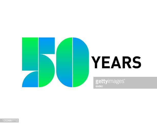 50周年記念 - 50周年点のイラスト素材/クリップアート素材/マンガ素材/アイコン素材
