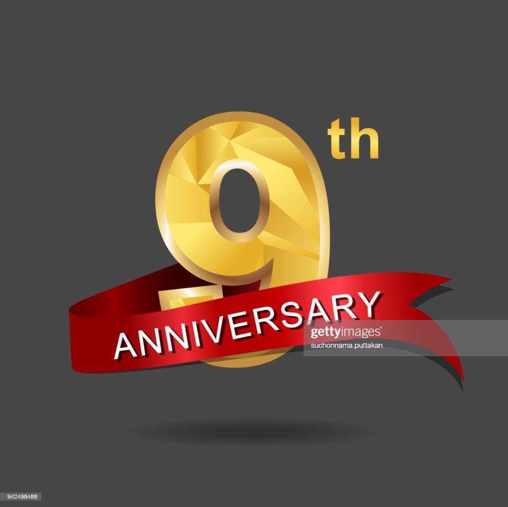 9 years anniversary