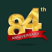 84 years anniversary