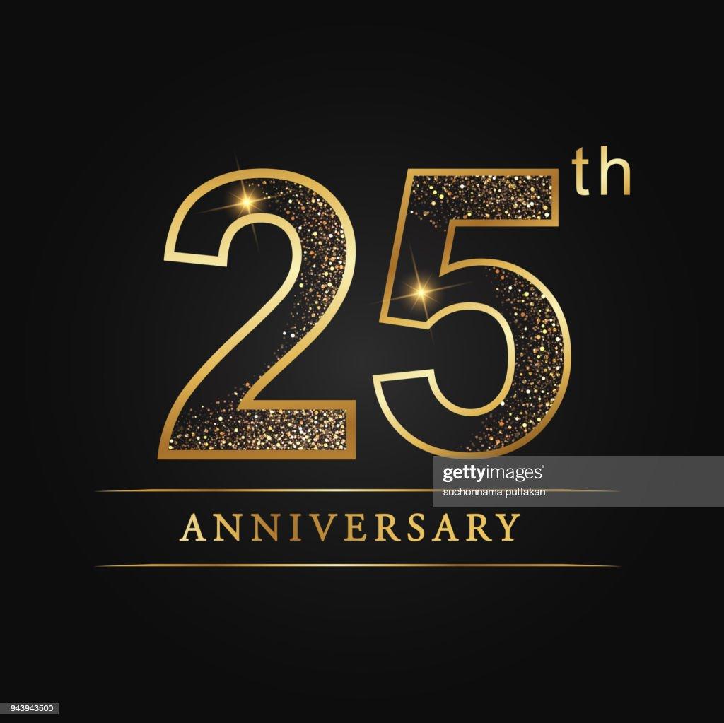 25 years luxury anniversary
