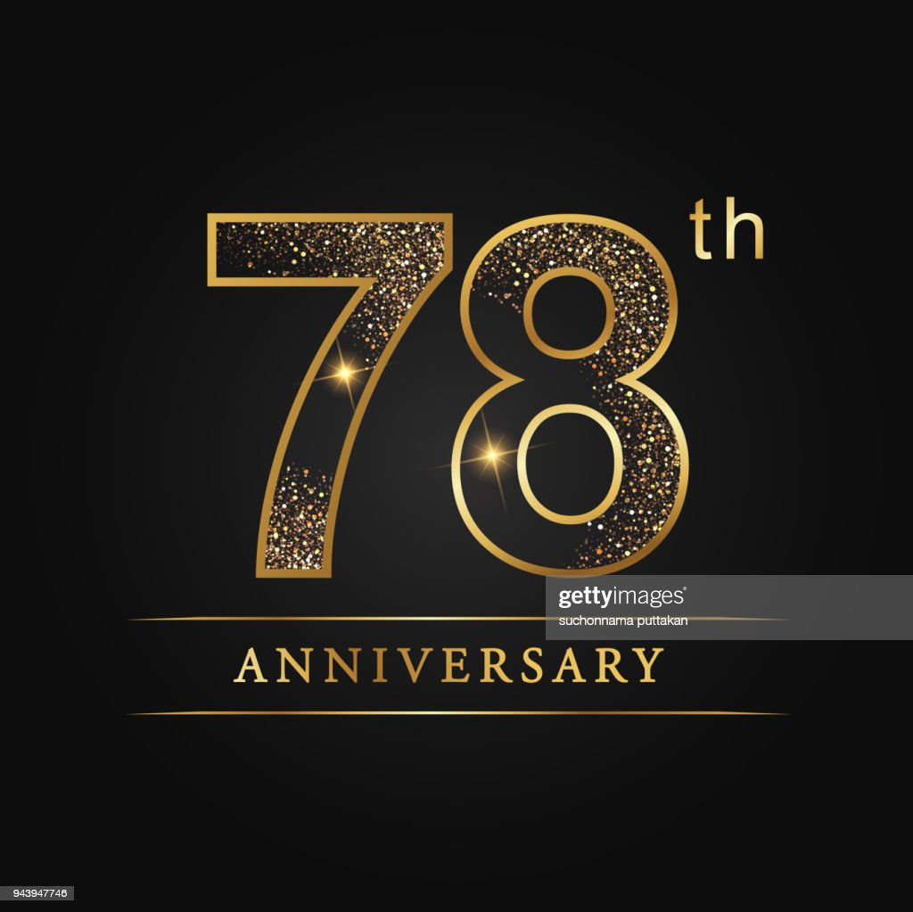 78 years luxury anniversary