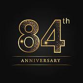 84 years luxury anniversary