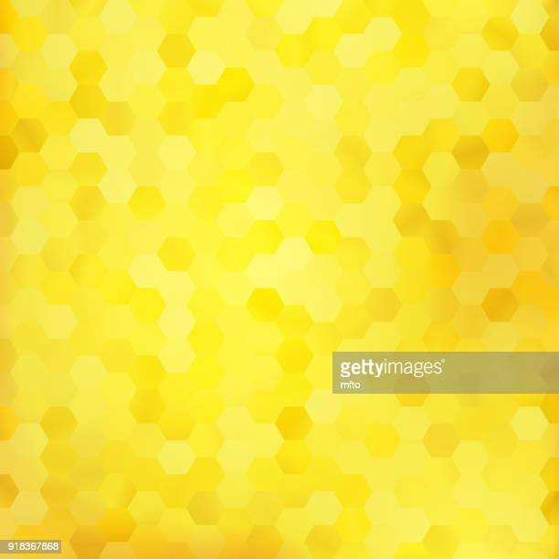 yellow abstract background - yellow background stock illustrations