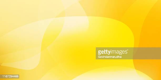 yellow and orange unusual background with subtle rays of light - yellow background stock illustrations