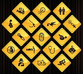 Yellow Road Signs - Pregnancy & Childbirth