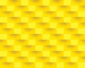 Yellow seamless background.