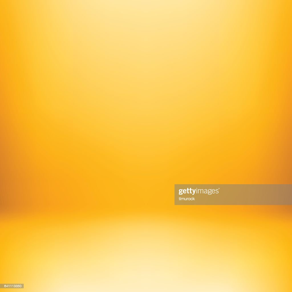 Yellow Studio Background