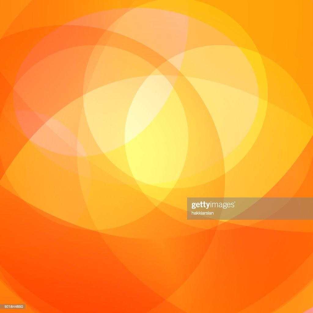 Yellow vector softness