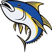 Yellowfin Tuna Icon