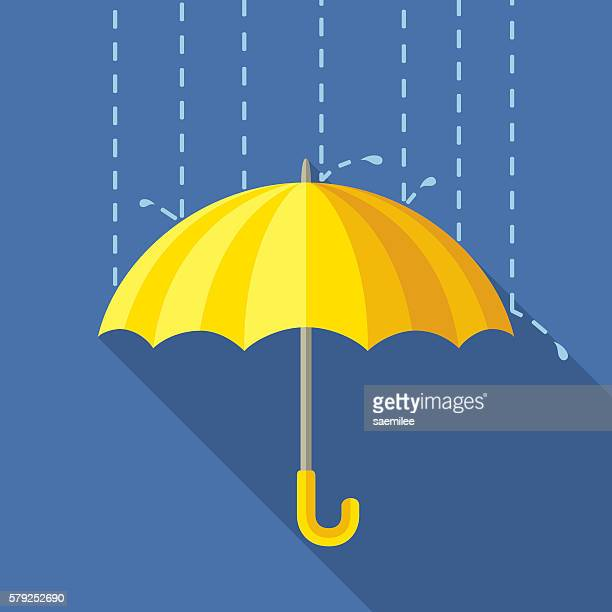 Yelow Umbrella