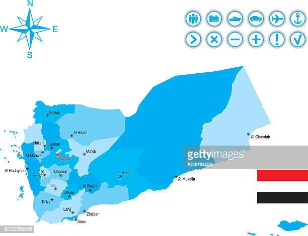 yemen - yemen stock illustrations, clip art, cartoons, & icons