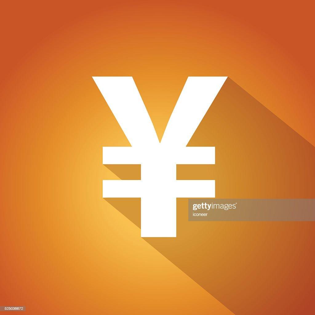 Yen currency symbol on orange sunny background vector art getty yen currency symbol on orange sunny background vector art biocorpaavc