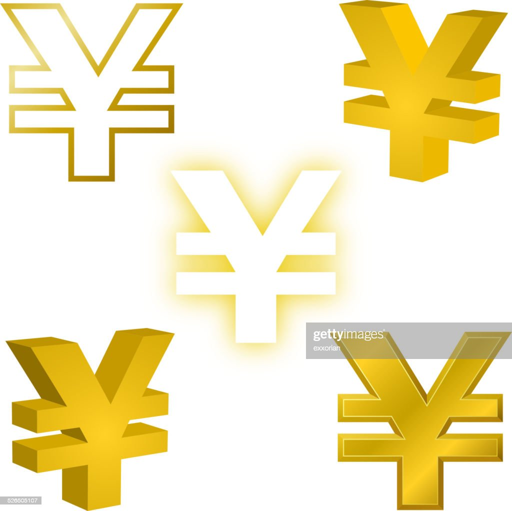 Yen currency symbol vector art getty images yen currency symbol vector art biocorpaavc