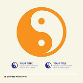Yin and Yang DiagramTemplate