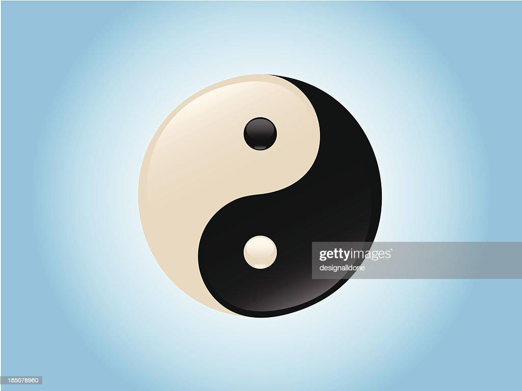Yinyang Symbol Vector Art Getty Images