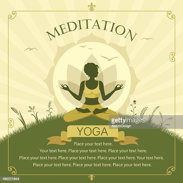 yoga class - psychotherapy stock illustrations