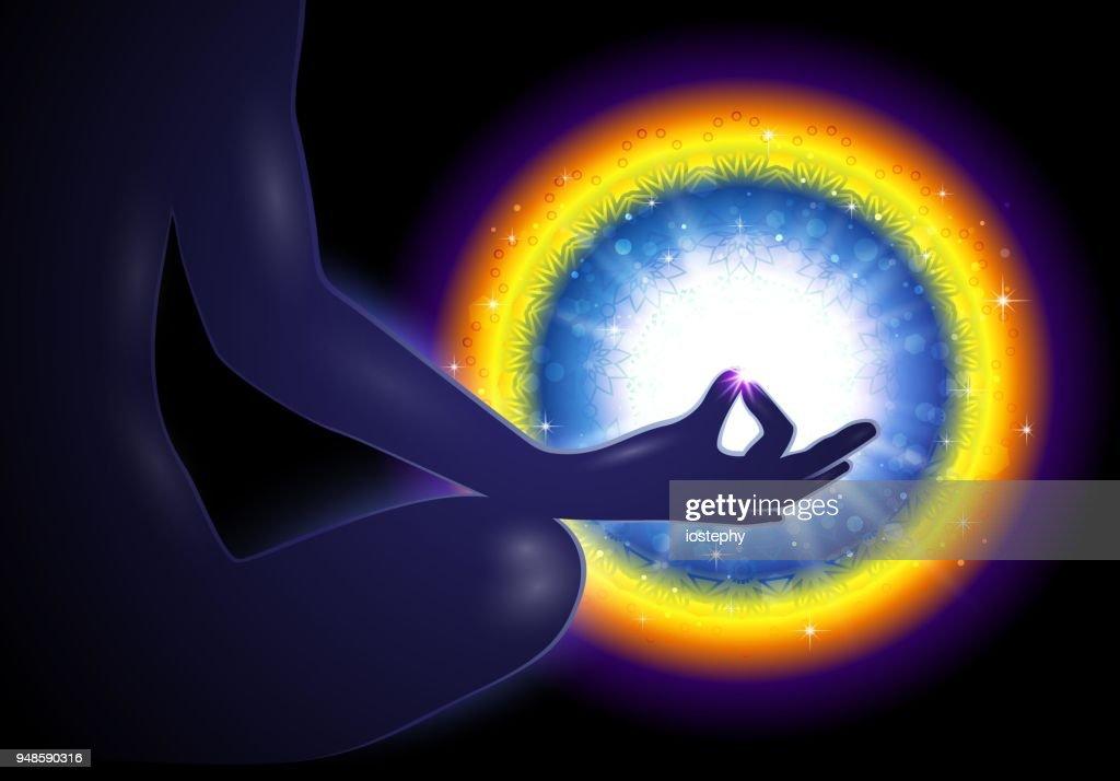 Yoga Meditation Mudra
