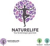Yoga Tree Symbol