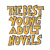 best young adults novels phrase hand
