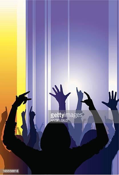 若い世代のコンサート