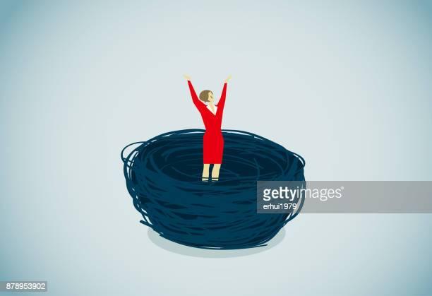 ilustraciones, imágenes clip art, dibujos animados e iconos de stock de mujeres jóvenes - madre trabajadora